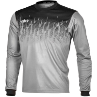 Command Goalkeeper Jersey - Silver/Black