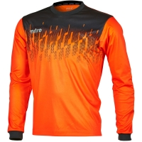 Command Goalkeeper Jersey - Tangerine/Black