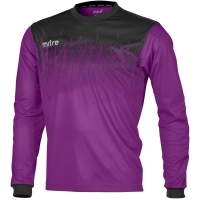 Command Goalkeeper Jersey - Violet/Black