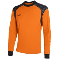 Guard Goalkeeper Jersey - Tangerine/Black
