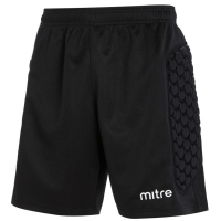Guard Goalkeeper Shorts - Black