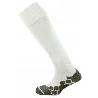 Division Plain Socks - White
