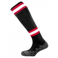 Division Tec Socks - Black/Scarlet/White
