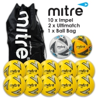 Impel Yellow Matchday Ball Deal