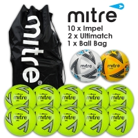 Impel Green Matchday Ball Deal