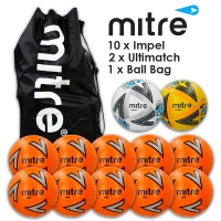 Impel Orange Matchday Ball Deal