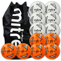 Impel White & Orange Mixed 12 Ball Deal