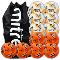 Impel Plus White & Orange Mixed 12 Ball Deal