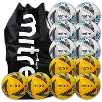 Ultimatch White & Yellow Mixed 12 Ball Deal