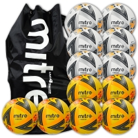 Ultimatch Max White & Yellow Mixed 12 Ball Deal