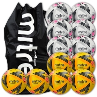 Ultimatch Plus White & Yellow Mixed 12 Ball Deal