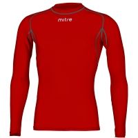 Neutron Compression Top - Scarlet