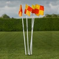 Standard Corner Flag & Pole Set