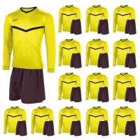 Unite 15 Kit Deal - Yellow/Black