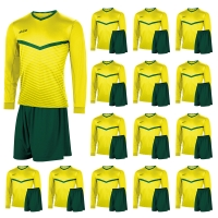 Unite 15 Kit Deal - Yellow/Green
