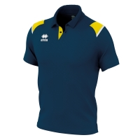 Luis Polo - Navy/Yellow/White