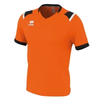 Lucas Jersey - Orange/Black/White