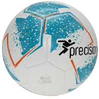 Fusion Football - White/Blue