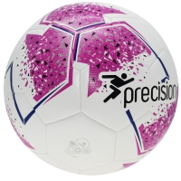 Fusion Football - White/Pink