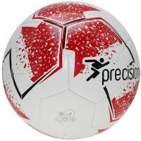 Fusion Football - White/Red