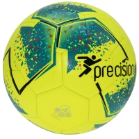 Fusion Football - Yellow/Teal