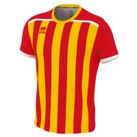 Elliot Jersey - Red/Yellow