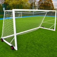 Junior Academy Self-Weighted Goal (21ft x 7ft) - PAIR