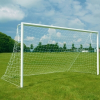 Junior Academy Socketed Goal (21ft x 7ft) - PAIR