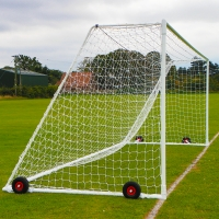 Junior Champion Portable Goal (21ft x 7ft) - PAIR