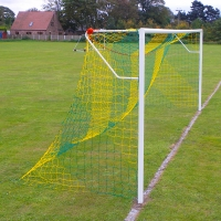 Junior Champion Socketed Goal (21ft x 7ft) - PAIR