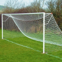 Junior Club Socketed Goal (21ft x 7ft) - PAIR