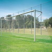 Junior Europa Socketed Goal (21ft x 7ft) - PAIR