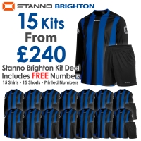 Brighton 15 Kit Deal - Royal/Black
