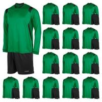 Arezzo 15 Kit Deal - Green/Black