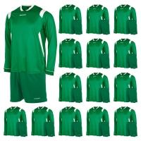 Arezzo 15 Kit Deal - Green/White