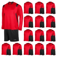 Arezzo 15 Kit Deal - Red/Black