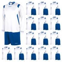 Arezzo 15 Kit Deal - White/Blue