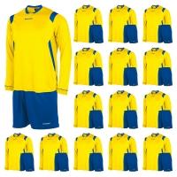 Arezzo 15 Kit Deal - Yellow/Royal