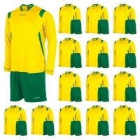 Arezzo 15 Kit Deal - Yellow/Green
