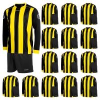 Brighton 15 Kit Deal - Black/Yellow