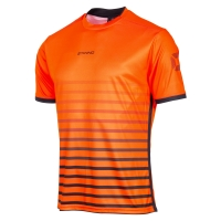 Fusion Jersey - Shocking Orange/Black