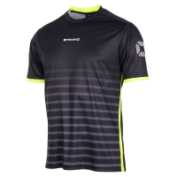 Fusion Jersey - Black/Neon Yellow