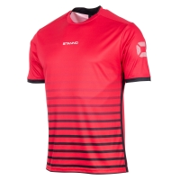 Fusion Jersey - Red/Black