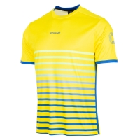 Fusion Jersey - Yellow/Royal