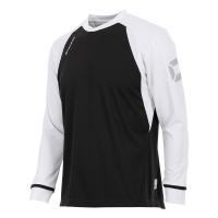 Liga Jersey - Black/White