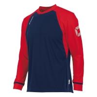 Liga Jersey - Navy/Red