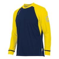 Liga Jersey - Navy/Yellow
