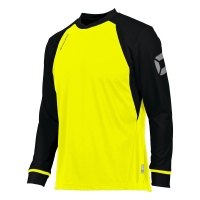 Liga Jersey - Neon Yellow/Black