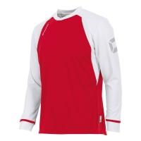 Liga Jersey - Red/White