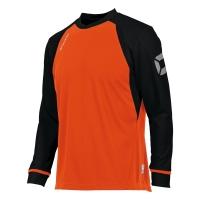 Liga Jersey - Shocking Orange/Black